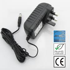 12v seagate freeagent goflex desk hdd replacement power supply adaptor 5055869041522