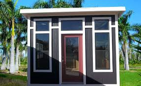 wooden garden shed home office. Storage Shed Office Custom Wood Sheds Outdoor Buildings Garden Garages Quality Wooden Home