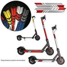 1 <b>комплект</b> светоотражающих стильных <b>наклеек на</b> скутер ...