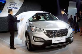 new car launches from hyundaiHot Babes On Hot Wheels At Auto Expo 2014  Indiatimescom