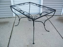 salterini wrought iron furniture. salterini wrought iron table by assemblage333 on etsy 55000 furniture y