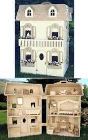 wooden barbie doll house furniture. Diy Barbie Dollhouse Furniture. Deluxe Plan Furniture Wooden Doll House R