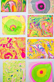 a trip down the rabbit hole of google showed me that there are multiple ways to paper marble we ve tried shaving cream marbling with much success
