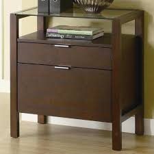Cherry File Cabinets Furniture Office Cherry Modern File Cabinet Modern New 2017