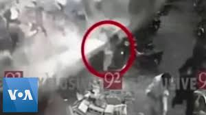 It was the second time today wednesday that tremors were felt in islamabad and khyber pakhtunkhwa. Dramatic Cctv Footage Shows Moment Earthquake Hits Pakistani Kashmir Youtube