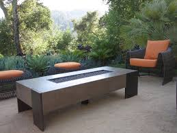 sumptuous gel fuel fireplacein patio contemporary with stunning fire table