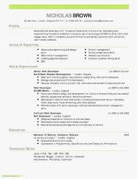 Resume Design Download Lovely 18 Illustrator Templates Professional