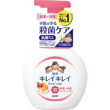 Homelife: <b>Lion</b> beautiful beautiful medical bubble hand soap fruit ...