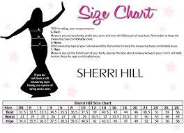 Sherri Hill Size Chart Sherri Hill Prom Dresses And Size Chart Rissyroos Com