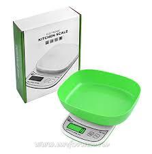 Купить <b>Кухонные</b> электронные <b>весы</b> QZ-158 с мерной чашей в ...
