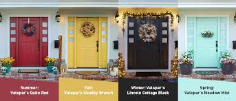 a door for every season