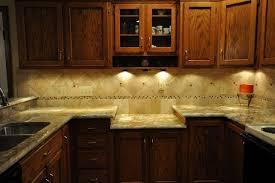 Granite Countertops And Backsplash Ideas Awesome Design Inspiration