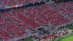Charlotte 49ers Football Seating Chart 49ers Stadium Seats Section Row Seat Club Noahd