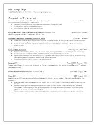Veterinary Resume Best Vet Tech Resume Samples Veterinary Technician Resume Vet Tech