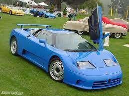 Bugatti eb 110 up for sale. Bugatti Eb110 Gt