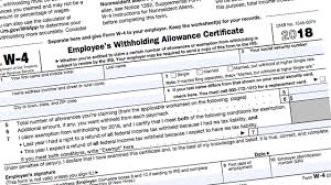 How Do Allowances Affect Withholding How And Why To Adjust Your Irs Tax Withholding Bankrate Com