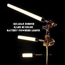 Quasar Science Lights Quasar Science Q Led Q Lion Bi Color Battery Lights Video