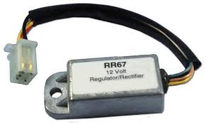 honda regulator rectifiers view