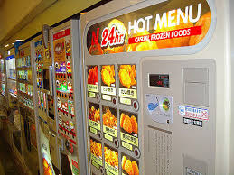 Japanese Food Vending Machines Stunning Eastasy Your One Stop Asia Travel Portal