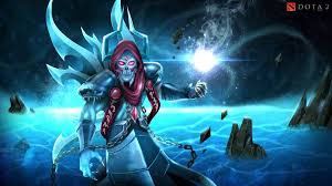 lich art dota 2 wallpapers hd download desktop lich art dota 2