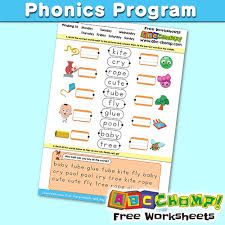 Free interactive exercises to practice online or download as pdf to print. Free Phonics Worksheets Downloadable Pdf 30 Bingobongo