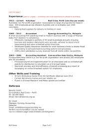 Professional Resume Template Australia Professional Resume Examples 24 Australia RESUME 21