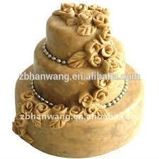Nicole Soap Mold Birthday Cake Design Flower Decorative 3 Layers