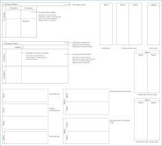 cross function flow chart cross functional flowchart template powerpoint sardolog org