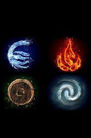 what type of dragon are you earth water and tattoo earth air fire water theses 4 items look like that they are almost