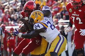 Lsu 2017 Depth Chart Lsu Spring Football 2017 To Do List Defense And The