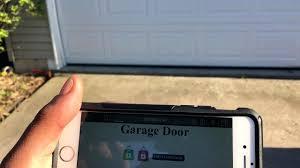 garage door opener app without hardware doors in apple home awesome