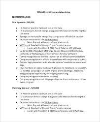 How To Create An Event Program Booklet Event Program Sample Rundown Megabestgroups Diary