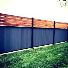 galvanized steel panels corrugated metal for interior walls fence panel sheet fences