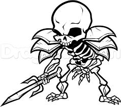 Inspiring Skeleton Coloring Page Simple Pictures Dinosaur Bones