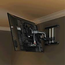 chief reaction series dual swing arm wall mount 37 inch ext pdrub pdr2000