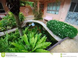 Small Picture Garden And Outdoor Design Royalty Free Stock Images Image 36189949