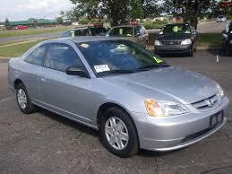 Ride Auto: 2003 Honda Civic LX