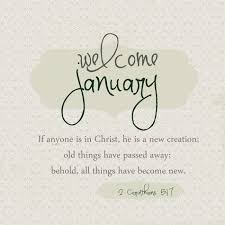 Welcome January Quotes 2019 Printable Calendar Templates Blank