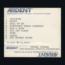 Primal Scream - Give Out But Don't Give Up - The Original Memphis  Recordings - CDx2 – Rough Trade