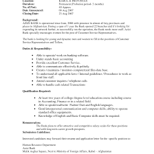 Lovely Pashto Dari Linguist Resume Images Entry Level Resume
