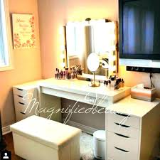 vanity desk with mirror and lights majestic desk mirror with lights makeup mirror with light vanity