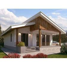 PREFAB HOME KIT 2BR 1BA 880SF THE MAIMIA MODERN PREFAB KIT  HOUSE-GreenTerraHomes