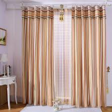 Nice Bedroom Curtains Orange Curtains Bedroom