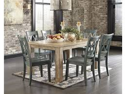 extendable dining room table by signature design by ashley. dining tables : round table for 6 with leaf extendable room by signature design ashley n