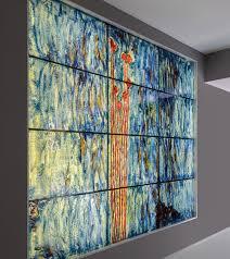 glass art paintings