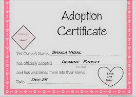 How To Make A Birth Certificate 3 Ways To Make A Teddy Bear Birth Certificate Wikihow