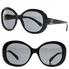 CHANEL Quilted CC Sunglasses 5188 Black 86463 & CHANEL Quilted CC Sunglasses 5188 Black Adamdwight.com