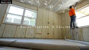 soundproof ceiling insulation.  Insulation Soundproofing A Ceiling To Soundproof Insulation S