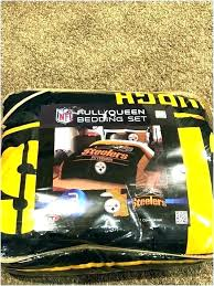 pittsburgh steelers bedding bedding sets full bedding set pittsburgh steelers crib bedding sets nfl pittsburgh steelers bedding set