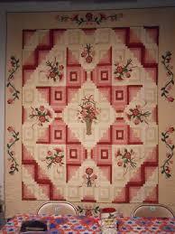 89 best Log Cabin Quilt Patterns images on Pinterest | Quilt ... & Common Threads Quilt Guild Raffle quilt Adamdwight.com
